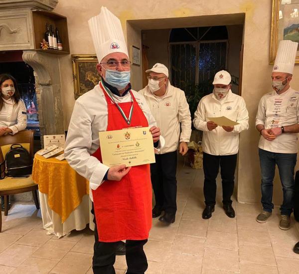 """images L'Antica Congrega Tre Colli conquista il quinto posto al concorso """"100 per 100 Calabria Gastronomia Mediterranea"""""""