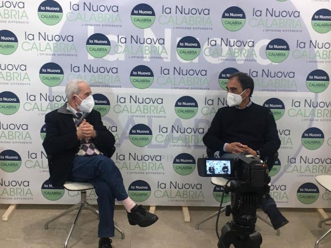 """images L'incontro. La parola al sindaco Sergio Abramo: """"Catanzaro, la città senza debiti"""""""