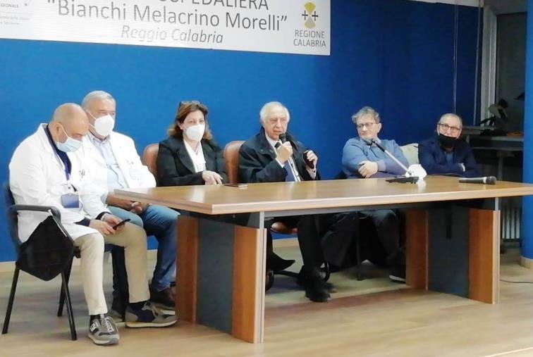 images Gom di Reggio Calabria. I medici disponibili ad effettuare turni di vaccinazione