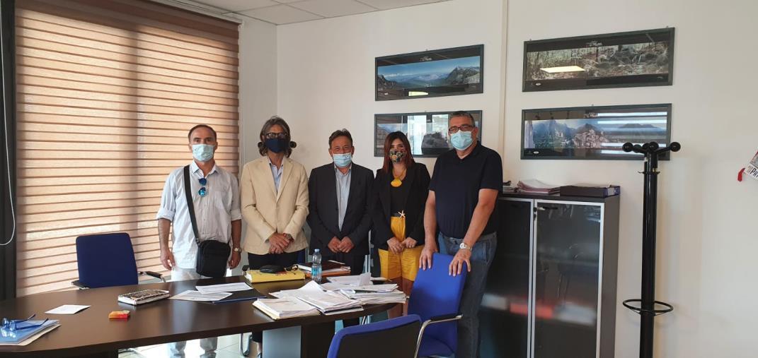 images Piano del Personale di Calabria Verde, il sindacato CSA-Cisal ha incontrato il commissario Oliva