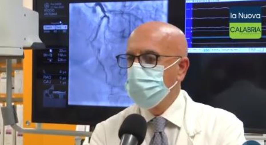 """images Atto aziendale del Policlinico. Il rettore 'modifica' emodinamica, Indolfi: """"Ha poche competenze cliniche ed è irriconoscente"""""""