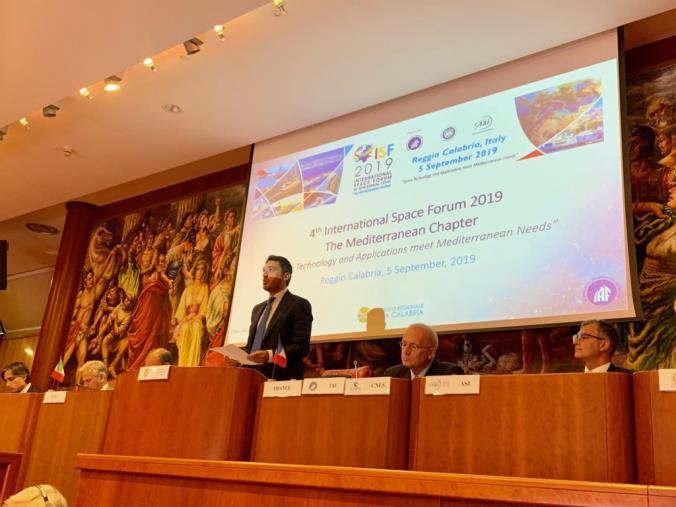 """images International Space Forum: """"La conoscenza è il principale strumento dell'umanità"""""""