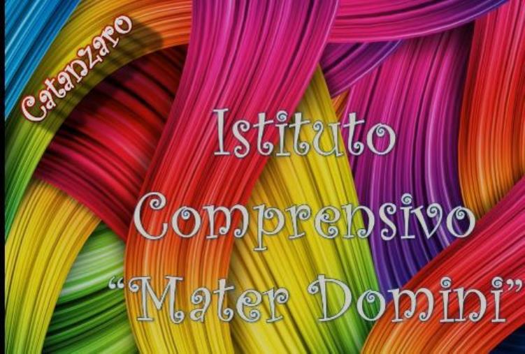 #iorestoacasa con la 3B dell'Istituto comprensivo Mater Domini