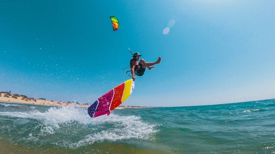 images Kite surf: a Gizzeria le World series con 100 partecipanti