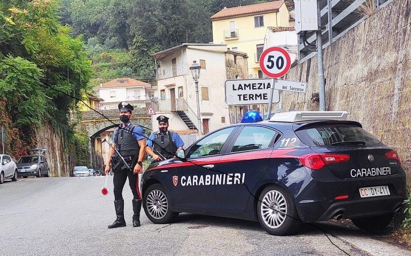 images Lamezia Terme. Continue violenze e incessanti richieste di denaro: madre esasperata fa arrestare il figlio