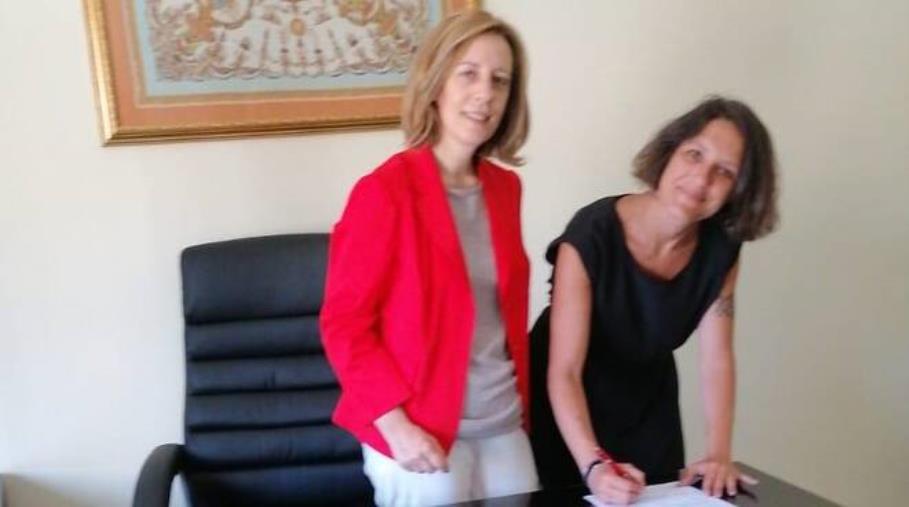 images Italia Viva. Valentina Ledonne è la nuova coordinatrice provinciale di Catanzaro