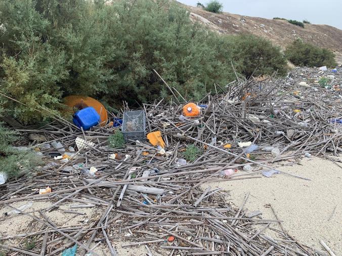 images Puliamo il mondo, oltre 200 i pneumatici raccolti da Legambiente al Porto di Gioia Tauro ed avviati al riciclo da EcoTyre