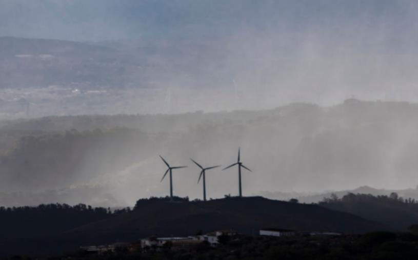 """images Eolico Borgia-Squillace. L'appello di Italia Nostra: """"Chiediamo una moratoria per l'installazione di ulteriori pale eoliche in Calabria"""""""