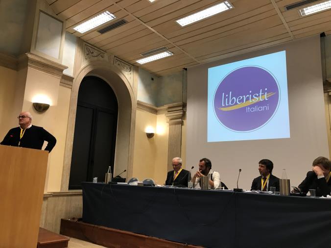 """images REGIONE. L'appello dei """"Liberisti Italiani"""" pronti a sbarcare in Calabria: """"La Santelli abbia il coraggio di abbandonare l'assistenzialismo"""""""