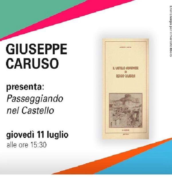 images Reggio Calabria, presentazione del libro dello storico Giuseppe Caruso al punto Enel
