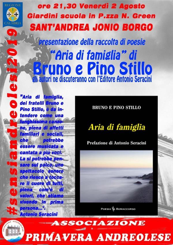 """images A Sant'Andrea dello Ionio si respira """"Aria di famiglia"""""""