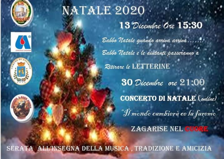 images Zagarise ha festeggiato il Natale con un concerto su Facebook: 130 persone collegate da tutto il mondo