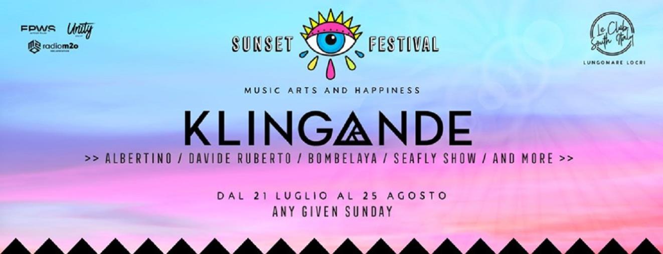 """images Domani al """"Malavenda Cafè"""" verrà presentato il Sunset festival"""