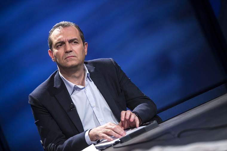 """images Regionali. Dopo la candidatura di Irto, De Magistris: """"Passi indietro? Non è pensabile"""""""