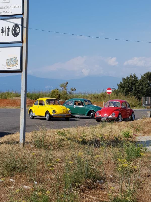 images Alla riscoperta delle bellezze paesaggistiche con il Maggiolino club Calabria