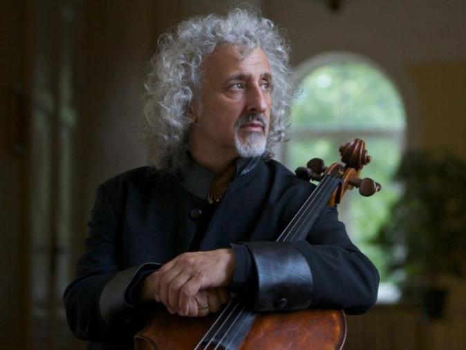 images MusicAma Calabria. A Lamezia Terme arriva il virtuosismo musicale di Mischa Maisky: l'intervista