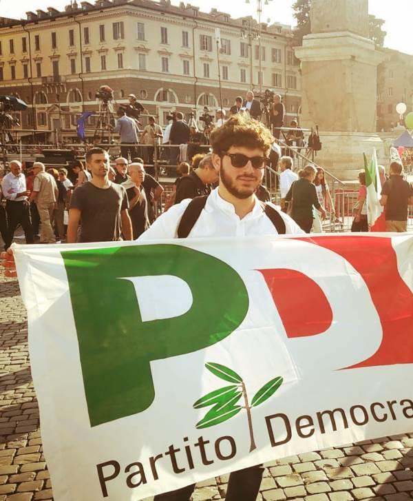 PD. Il catanzarese Marco Rotella all'Assemblea nazionale suona la carica e rilancia il partito con proposte innovative