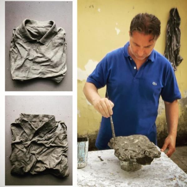 images L'artista catanzarese Mario Loprete alla conquista degli USA: dal 4 settembre la mostra alla North Carolina University di Charlotte