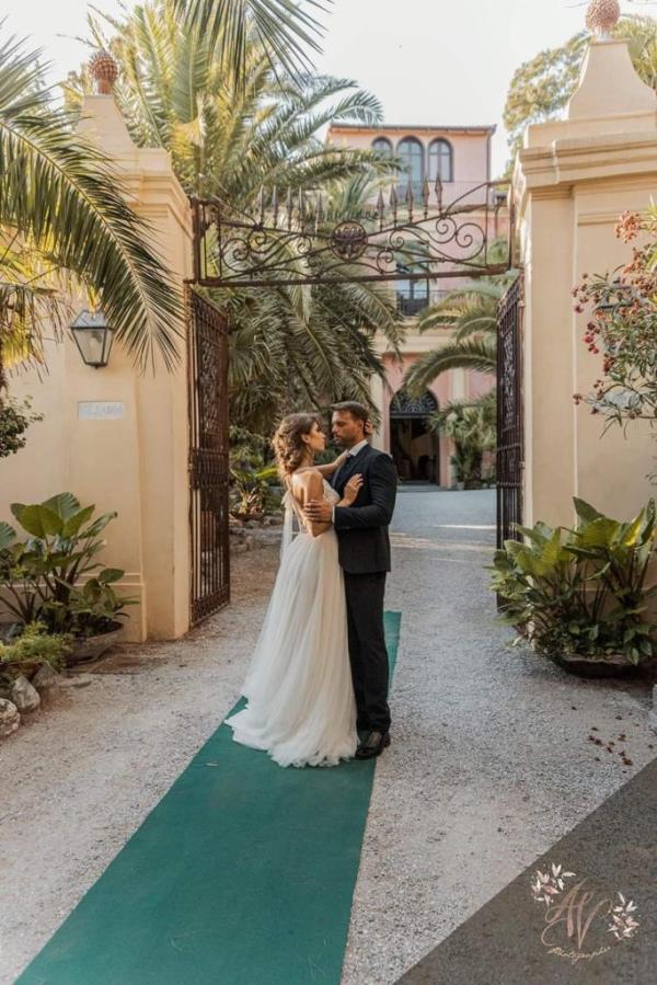"images Coronavirus. Carmela Ventura (imprenditrice nel mondo del wedding): ""E i matrimoni attendono..."""