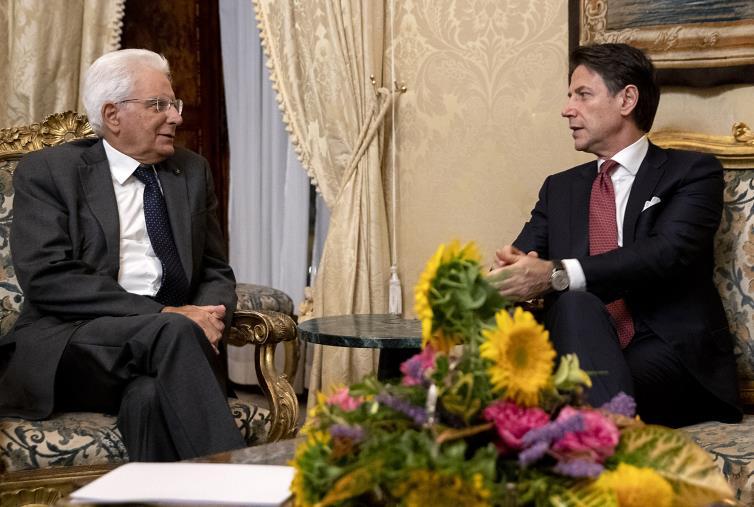 images Verso il Conte bis, domani il premier sarà ricevuto da Mattarella dopo l'accordo fra Pd e M5S