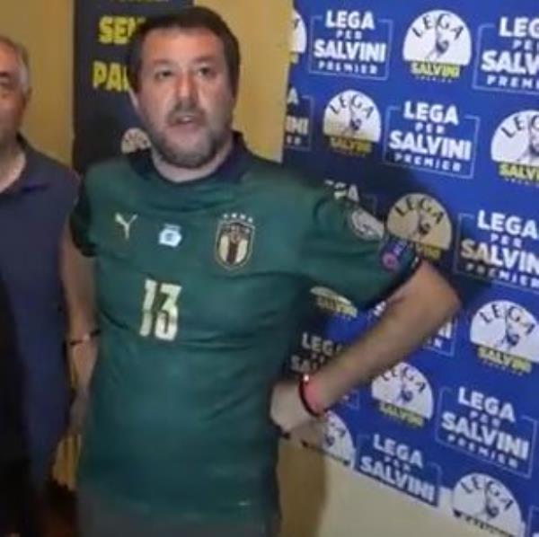 """images Regionali. Salvini: """"D'accordo sul controllo anticipato sulle liste da parte dell'Antimafia"""""""
