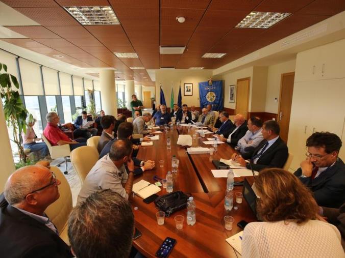 images Centrale del Mercure, riunione in Regione per verificare accordo di compensazione con Mise