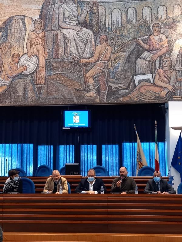 """images Catanzaro. Slitta il Consiglio in attesa delle verifica di maggioranza. L'opposizione: """"Spettacolo vergognoso"""""""