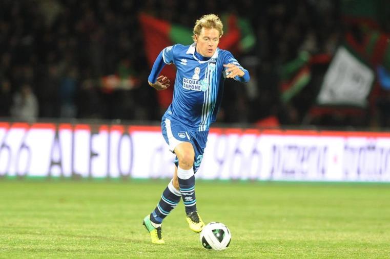 images Calciomercato: la Reggina attende l'arrivo del danese Nielsen