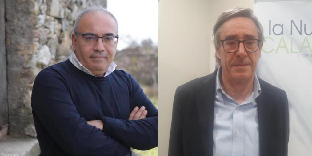 """images Coronavirus. Esposito e Notarangelo donano un sanificatore ambientale all'ospedale Pugliese. Fiorita: """"Ben fatto"""""""
