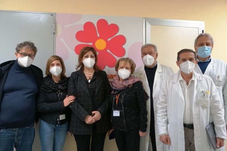 """images Gom Reggio Calabria. Attivato un nuovo punto vaccinale nel presidio """"Riuniti"""""""