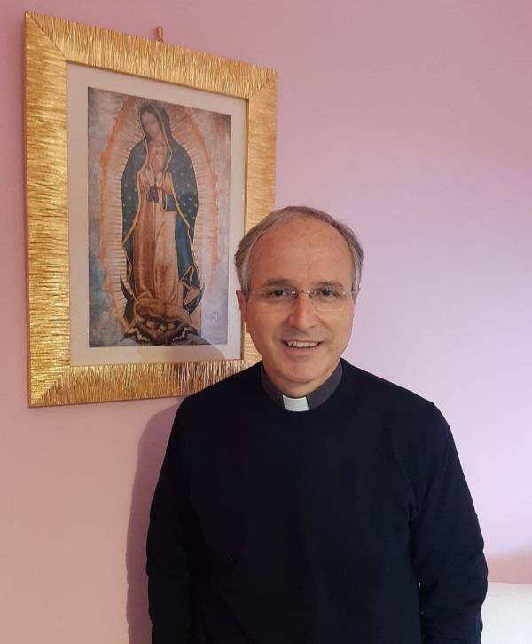 images L'omaggio di Cerva alnuovo arcivescovo metropolita di Reggio Calabria-Bova, Fortunato Morrone