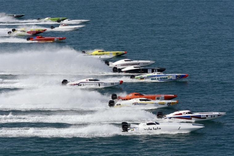 images Offshore a Cariati, infuria la polemica