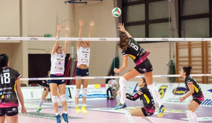 images Volley A2 Femminile: oggi il big match Soverato-Omag