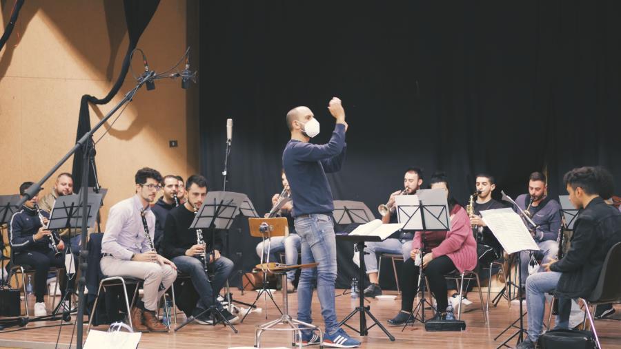 """images Fuscaldo. Nasce """"Una vita per la musica"""", il progetto originale di Calabria Sona sulle musiche per banda"""