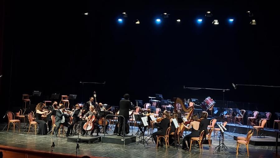 images Catanzaro. Si torna al Teatro Politeama con l'Orchestra Filarmonica della Calabria