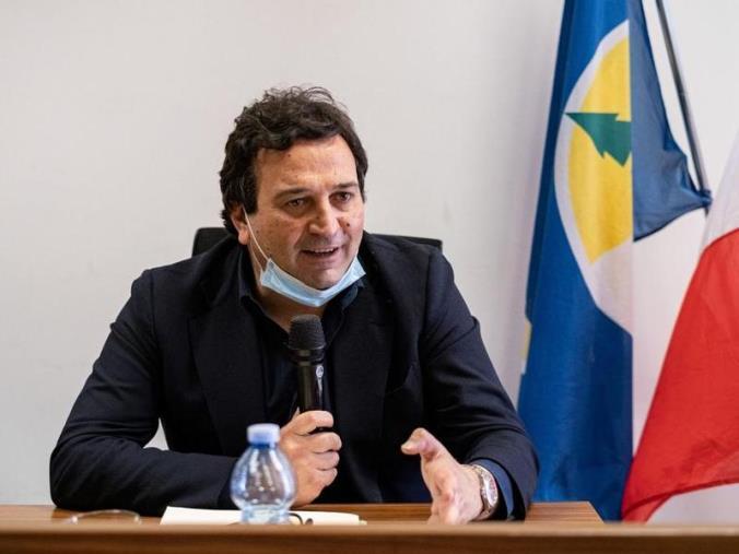 """images Pubblicati i primi beneficiari del Fondo Calabria competitiva. Orsomarso: """"Tempestività per garantire interventi rapidi"""""""