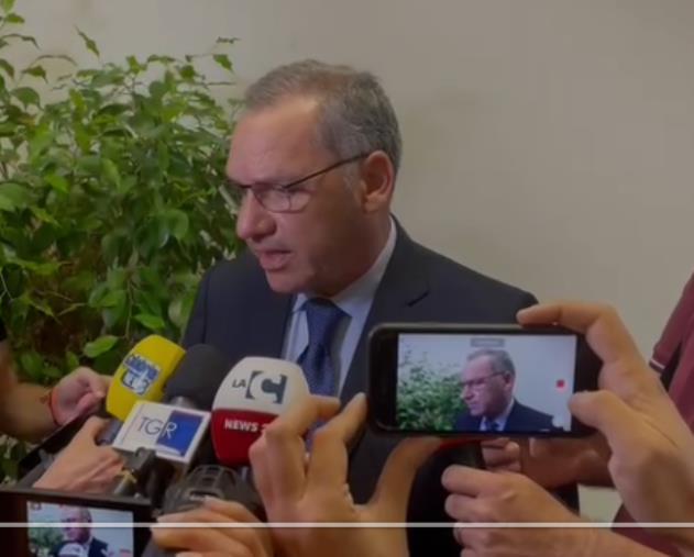 """images Depurazione. Pappaterra (Arpacal): """"Nessuna criticità sul Mar Ionio, le segnalazioni riguardano l'Alto Tirreno"""""""