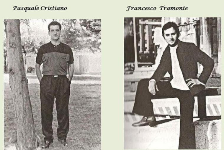 images Lamezia Terme. 30 anni fa l'uccisione di Pasquale Cristiano e Francesco Tramonte: il ricordo e la riconoscenza di Libera