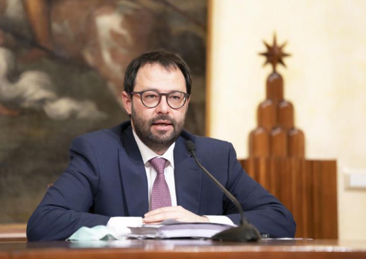 """images Riparto Fondi europei, regioni del sud al ministro Patuanelli: """"No a cambio regole in corsa"""""""