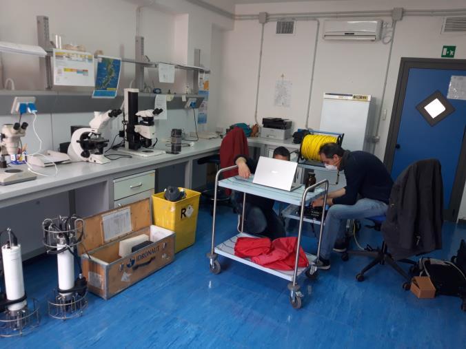 "images Arpacal. Educazione ambientale: visita guidata ""virtuale"" nel Centro Strategia Marina di Crotone"