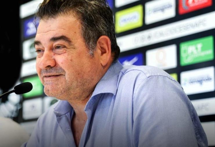 images Calcio. L'Us Catanzaro saluta il Ds Massimo Cerri che cede il posto a Alfio Pelliccioni