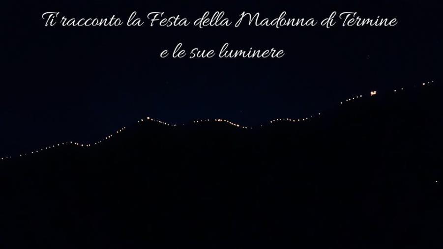 """images Giovedì a Pentone """"Ti racconto la Festa della Madonna di Termine e le tradizionali luminere"""""""