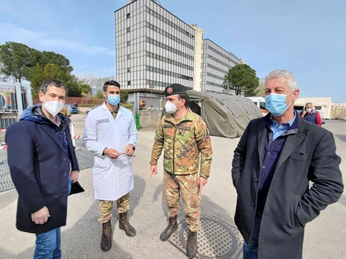 """images Centri vaccinali del Cosentino. Morra e Sapia: """"Rilevate criticità organizzative"""""""
