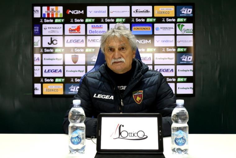 """images Cosenza, Pillon: """"Frosinone avversario di qualità. Non molleremo fino all'ultimo secondo"""""""
