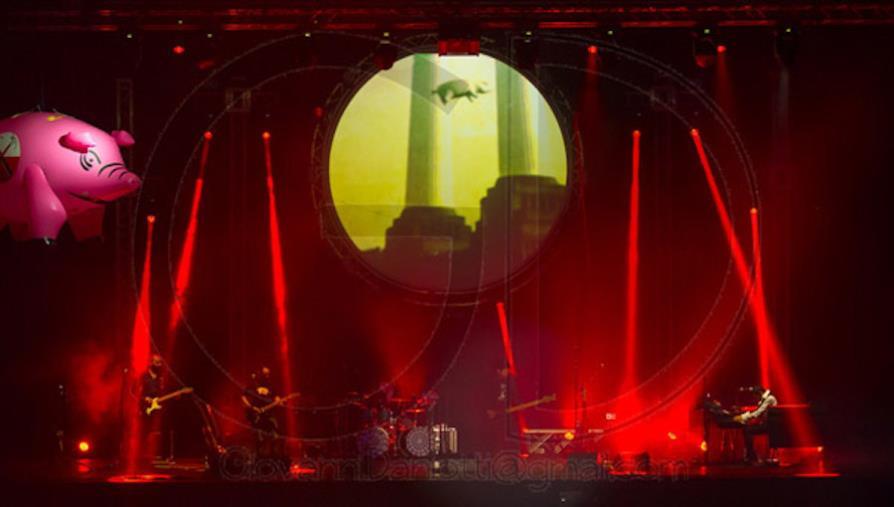 images A Pietragrande il concerto che fa rivivere il mito dei Pink Floyd