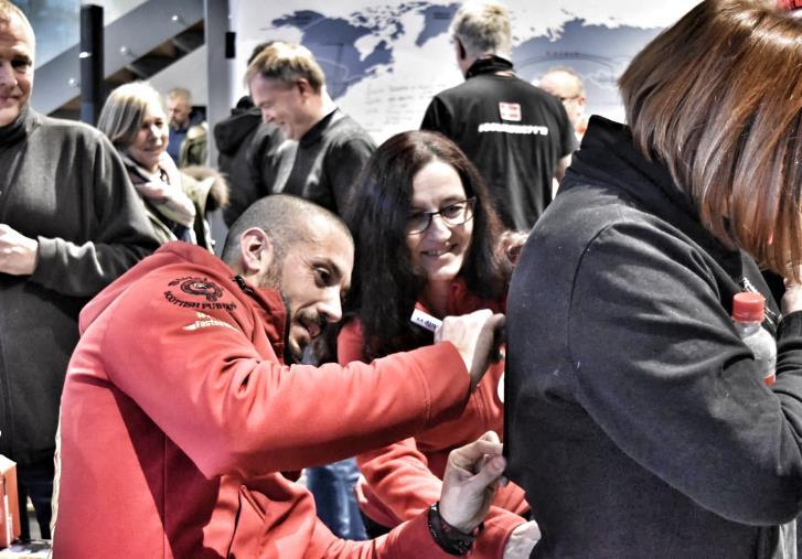 images Gran Trofeo d'Europa: il recordman Ducati Pirozzi special guest