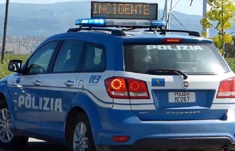 images Ionadi. Incidente fra due auto sulla Tirrenica inferiore: un ferito