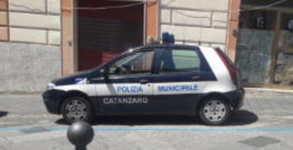 images Catanzaro. La stretta della polizia municipale: 10 multe ai trasgressori della norme anti-Covid
