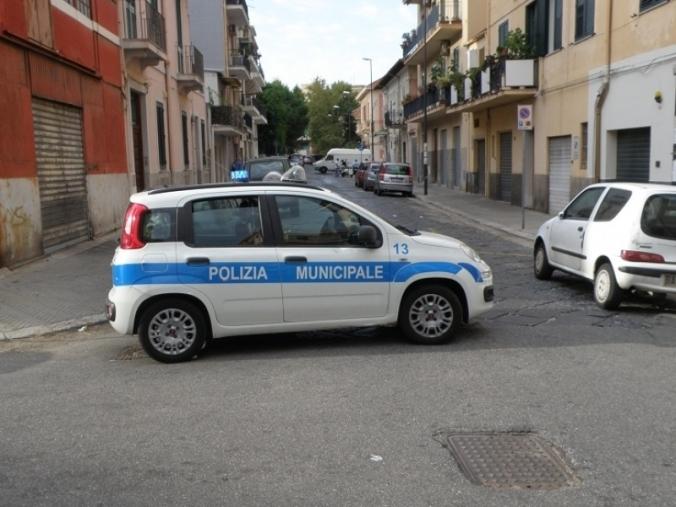 images Polizia Municipale di Reggio Calabria attivato il servizio per segnalare veicoli abbandonati