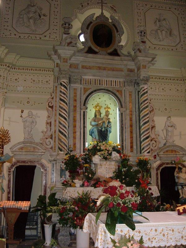 images Venti milioni di euro per il Santuario di Polsi. Oliverio ha incontrato il sindaco di San Luca